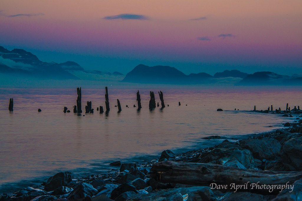 Seward Alaska Sunset