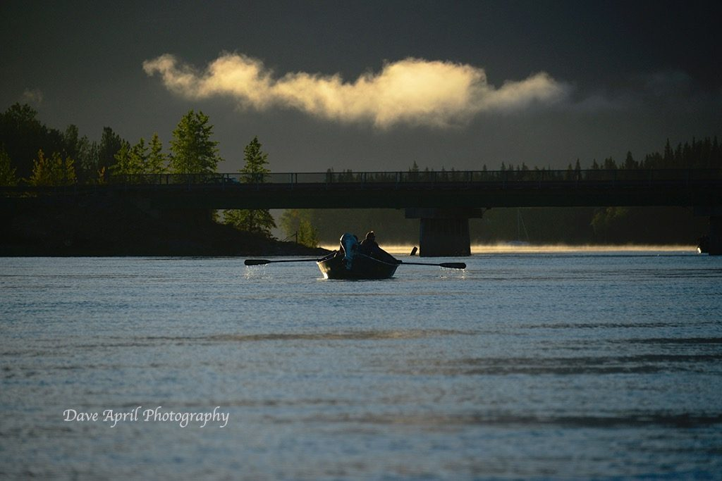 Drifting The Upper Kenai
